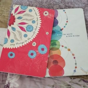 Other - Inspiration journals.